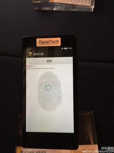 那画面亮瞎了!599元红米手机用上指纹识别