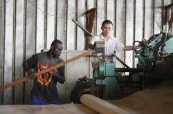 我在非洲做建材,毛利最高100%