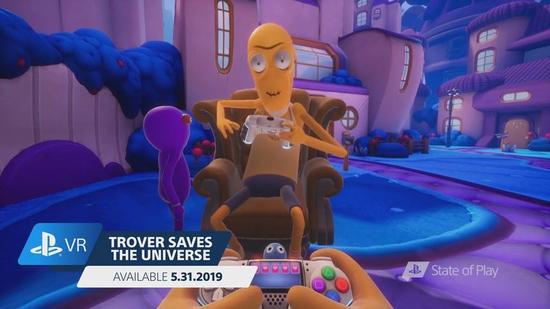 《大众高尔夫VR》5月21日发售。