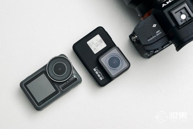 Osmo Action 对比 GoPro 7,谁才是真正的 Vlog 神器?