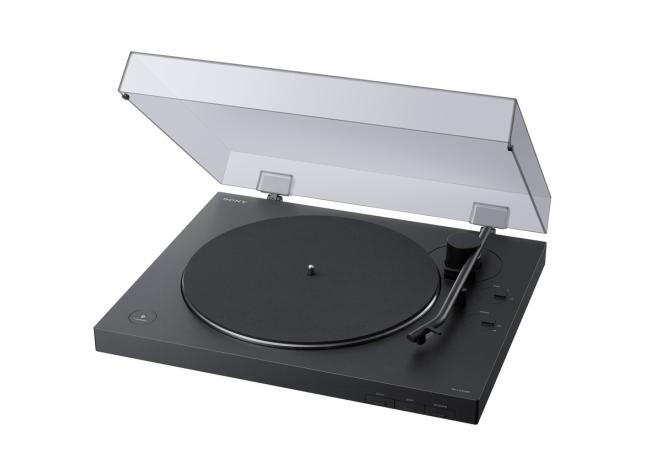 索尼发布回音壁新品HT-S350和黑胶唱片机PS-LX310BT