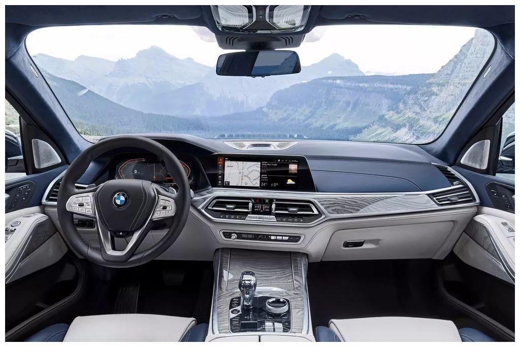 宝马X7直接对标奔驰GLS,这车到底怎么样,一起来看看!