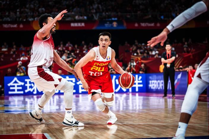 篮球世界杯 | 中国男篮力拼奥运入场券,咪咕视频聚焦排位赛