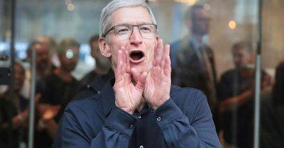 库克:苹果用户很有钱也很敏感