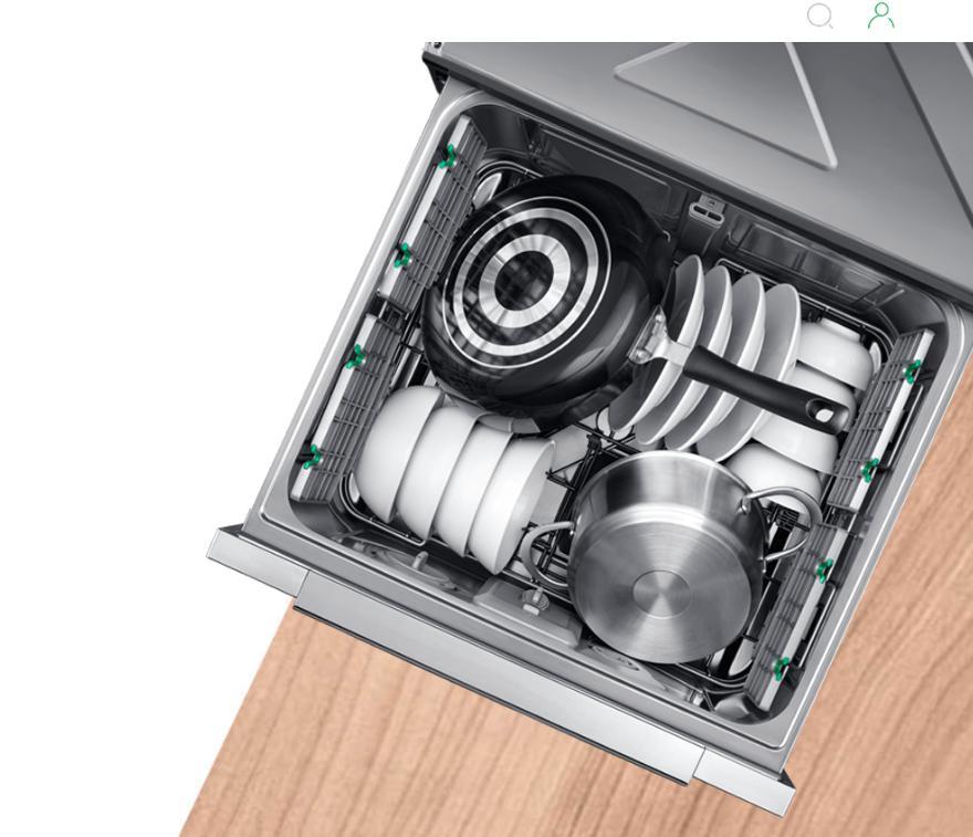 华帝干态洗碗机 JWD8-V7 实力狂揽多项年度大奖