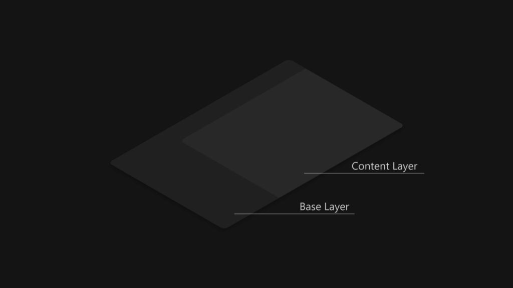 微软 Win11 全新推出 Mica 云母材质,与原有 Acrylic 亚克力对比(图4)
