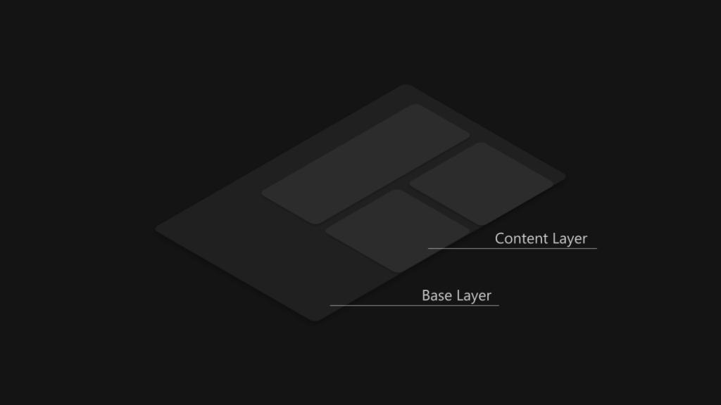 微软 Win11 全新推出 Mica 云母材质,与原有 Acrylic 亚克力对比(图5)